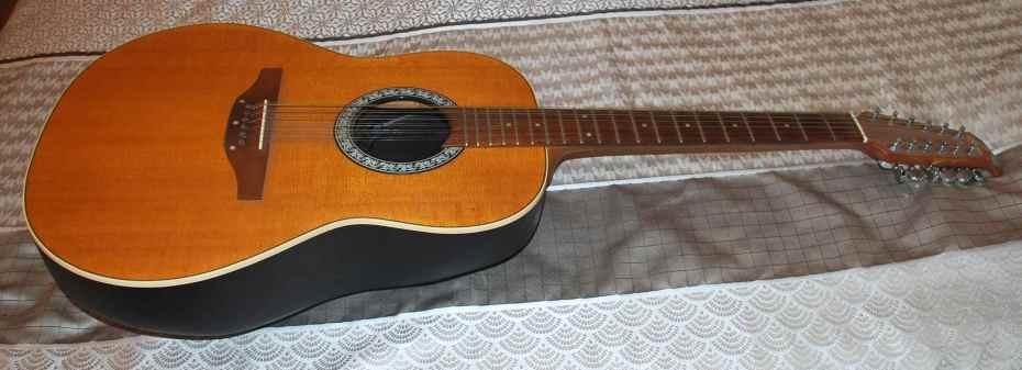 Ovation celebrity mandolin price